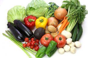 抗酸化作用が高い野菜のイメージ写真